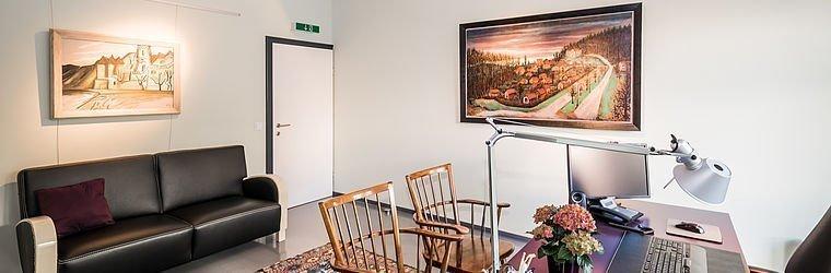 Sprechzimmer | Dr. Zukriegel Salzburg