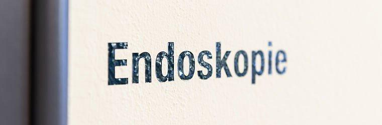 Eingang zur Endoskopie | Ordination Zukriegel